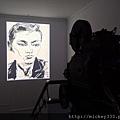 2012 8 台北當代藝術館~胡說八道胡金詮導演武藝新傳聯展~826 (2)
