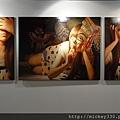 2012 8金車文藝中心李政穎個展~照片寫實與神話交流 (8)