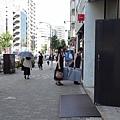2012 7 30東京第六回人像專科攝影展布展開展與接大陸友人逛街囉! (8)