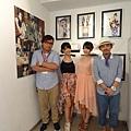 2012 7 30東京第六回人像專科攝影展布展開展與接大陸友人逛街囉! (15)