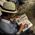 2012 7 30東京第六回人像專科攝影展布展開展與接大陸友人逛街囉! (37)