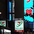 2012 725東京第一天~下午兩點從飯店出來到新宿開逛開吃 ~7BANK可順利跨國提款