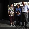 2011看林珮淳老師的夏娃克隆個展@新苑藝術也是這技法