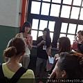 2012 9 1 硬幫幫與周邊朋友一起參加粉樂町貴賓導覽團囉 (6)
