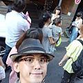 2012 9 1 硬幫幫與周邊朋友一起參加粉樂町貴賓導覽團囉 (19)