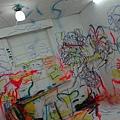 2012 9 1 硬幫幫與周邊朋友一起參加粉樂町貴賓導覽團囉 (59)