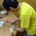 2012 929高雄台灣設計展年度主題館之候鳥彩繪活動 (6)