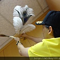 2012 929高雄台灣設計展年度主題館之候鳥彩繪活動 (8)