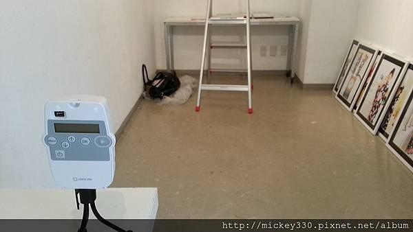 2012 7 30東京第六回人像專科攝影展布展開展與接大陸友人逛街囉! (2)