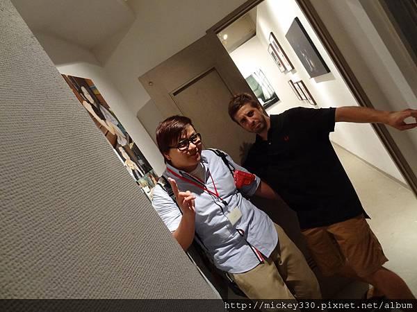 2012 7 30東京第六回人像專科攝影展布展開展與接大陸友人逛街囉! (57)
