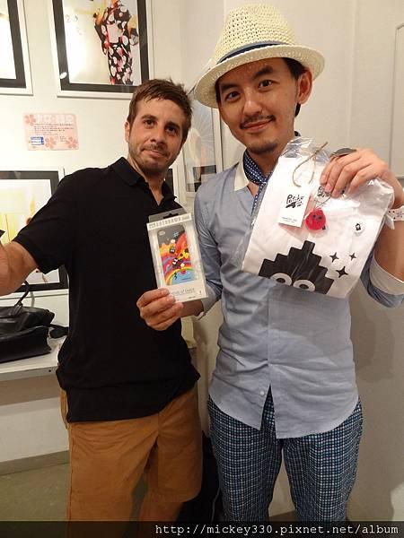 2012 7 30東京第六回人像專科攝影展布展開展與接大陸友人逛街囉! (62)