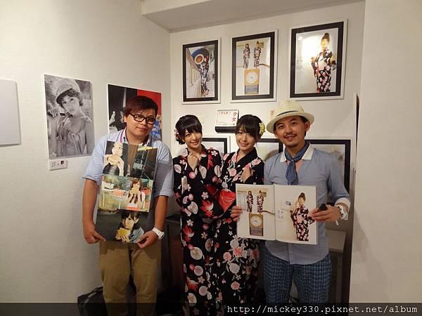 2012 7 30東京第六回人像專科攝影展布展開展與接大陸友人逛街囉! (66)