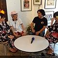 2012 7 31在人像專科攝影展會場對談與採訪與參觀 (9)
