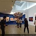 2012 916看Isabelle Wenzel 王建揚 INA JANE 陳張莉 丘紀堇mathieu bernard-reymond展覽 (21)