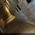 2012 9在上海1933老場坊~過去宰牛場現在都餐廳與展演廳 (6)
