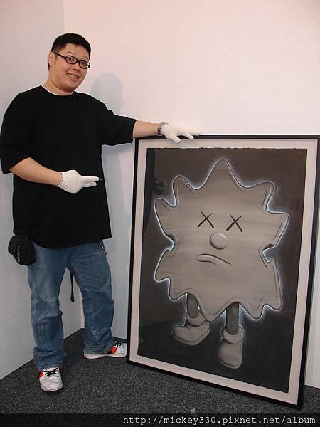2006 visuall台北展品布展紀錄  (8)
