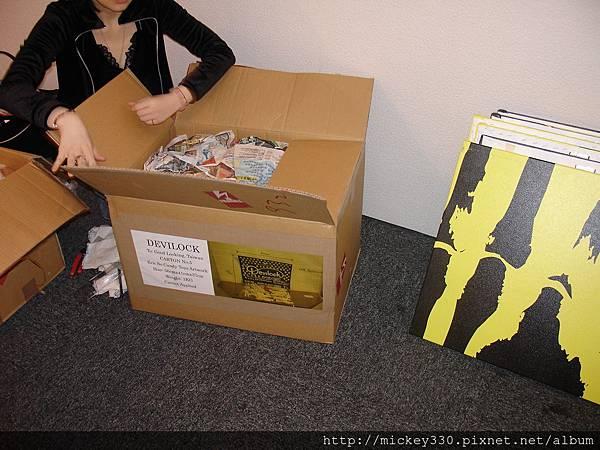 2006 visuall台北展品布展紀錄  (27)