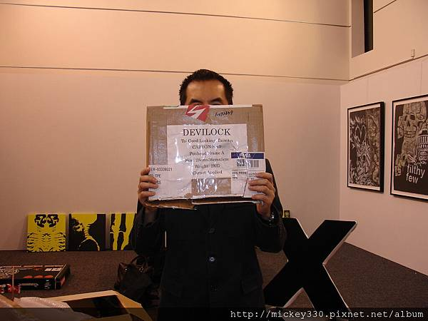 2006 visuall台北展品布展紀錄  (41)