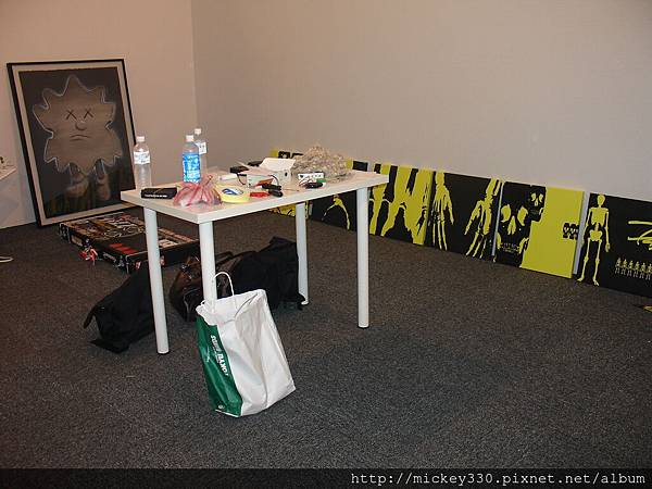 2006 visuall台北展品布展紀錄  (43)