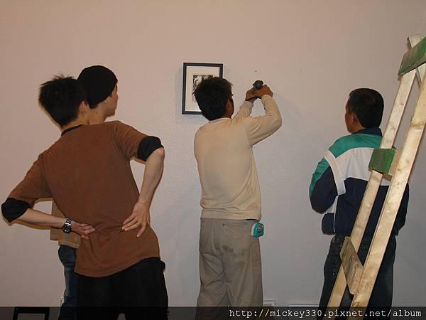 2006 visuall台北展品布展紀錄  (49)