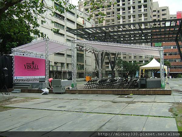 2006 visuall台北站@電影公園展區與記者會周邊  (17)