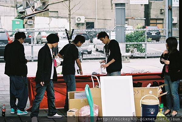 2006 visuall台北站@電影公園展區與記者會周邊  (21)
