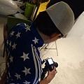 2012佼攝影作品七號少女。收藏拍攝花絮 (18)