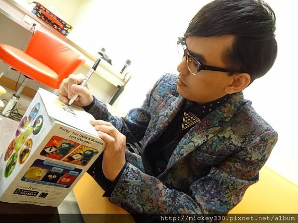 2012 12公益活動裝點菲比義賣展覽開始囉 (3)