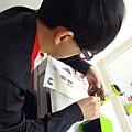 2012 尊彩藝術中心裝飾耶誕樹義賣募集作品~再生!收藏品整合後的耶誕飾品 (4)