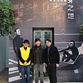 2012 1230林宏信展與聖誕飾品創作義賣 (7)