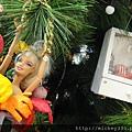 2012 1230林宏信展與聖誕飾品創作義賣 (14)