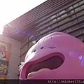 2013 1 7香港樂富廣場看天神村 (5)
