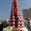 2013 1 7香港樂富廣場看天神村 (19)