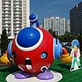 2013 1 7香港樂富廣場看天神村 (29)
