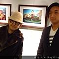 2013 1 12以愛之名聯展開幕  (10)