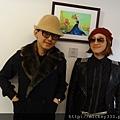 2013 1 12以愛之名聯展開幕  (14)
