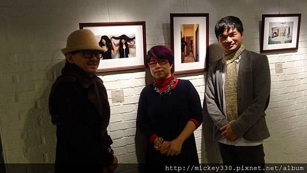 2013 1 12以愛之名聯展開幕  (16)