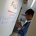 2013 4 20我的最愛聯展開幕與受訪 (4)
