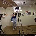 2013 4 20我的最愛聯展開幕與受訪 (5)