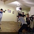 2013 4 20我的最愛聯展開幕與受訪 (6)