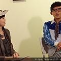 2013 4 20我的最愛聯展開幕與受訪 (9)
