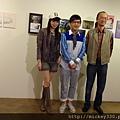 2013 4 20我的最愛聯展開幕與受訪 (10)