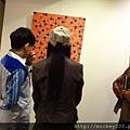 2013 4 20我的最愛聯展開幕與受訪 (13)