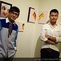 2013 4 20我的最愛聯展開幕與受訪 (39)