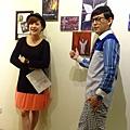 2013 4 20我的最愛聯展開幕與受訪 (47)