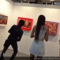 2013 5 2 第三屆台北新藝術博覽會開幕之夜 (1)