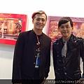 2013 5 2 第三屆台北新藝術博覽會開幕之夜 (2)