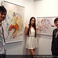2013 5 2 第三屆台北新藝術博覽會開幕之夜 (4)