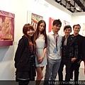 2013 5 2 第三屆台北新藝術博覽會開幕之夜 (5)