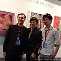 2013 5 2 第三屆台北新藝術博覽會開幕之夜 (11)